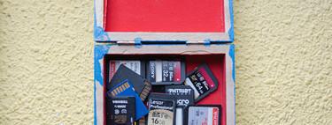 Sobre la capacidad de almacenamiento de las tarjetas de memoria
