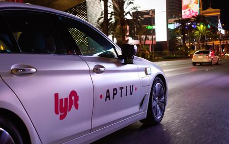Los 30 taxis autónomos de Lyft superan sus primeras pruebas y ahora cualquier persona en Las Vegas puede solicitar uno