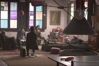 'El kaserón', modesta comedia con tintes sociales