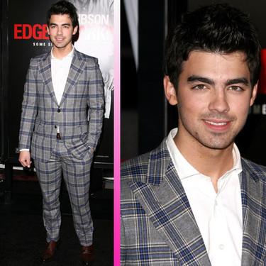 Joe Jonas necesita urgentemente un estilista