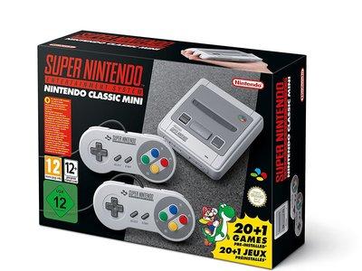 Cómo reservar SNES Mini: tiendas online en España donde comprar la Super Nintendo Classic Mini