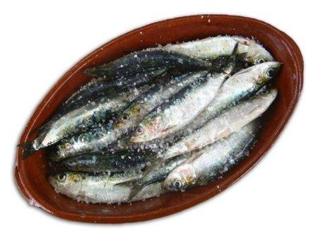 Las sardinas, un alimento saludable propio del verano