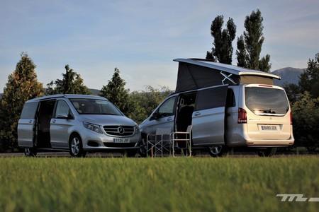 Mercedes-Benz Marco Polo: primer contacto con una camper que abrirá caminos en el segmento del ocio