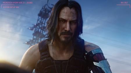 Cyberpunk 2077 y Keanu Reeves coronan el E3 de Microsoft anunciando su fecha de lanzamiento con un trailer apoteósico