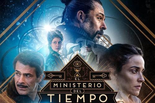 'El ministerio del tiempo' recupera todas las virtudes de la serie en el arranque de su temporada 4