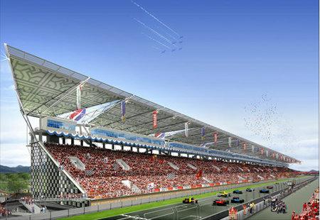 El GP de Corea consigue la financiación, el Jeonnam Circuit ya está en marcha