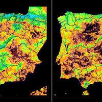 La extrema gravedad de la sequía en España, resumida de forma brutal en un mapa