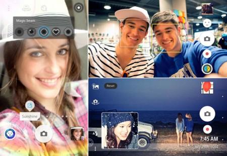 Xperia C5 Ultra Selfie Camera Apps