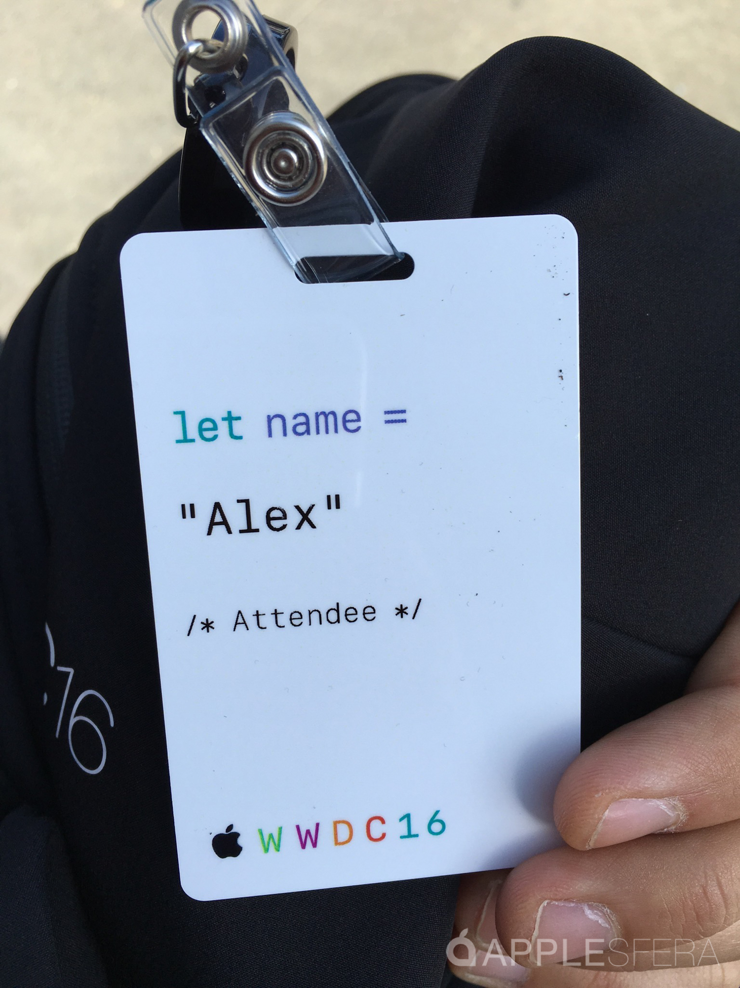 Foto de Primeras imágenes WWDC16 (14/17)