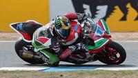 Superbikes España 2013: Sam Lowes se despide con victoria de Supersport