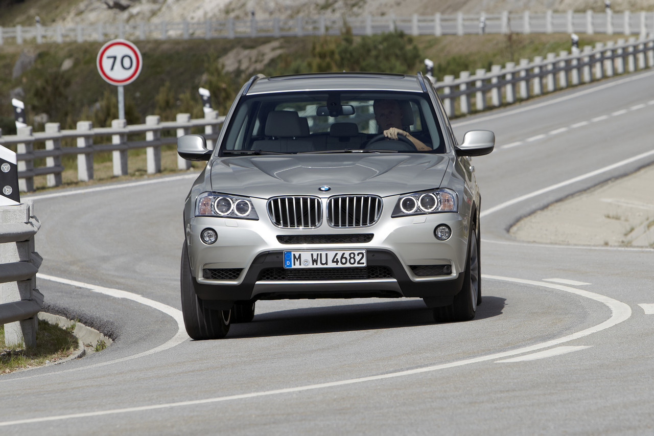 Foto de BMW X3 2011 (66/128)
