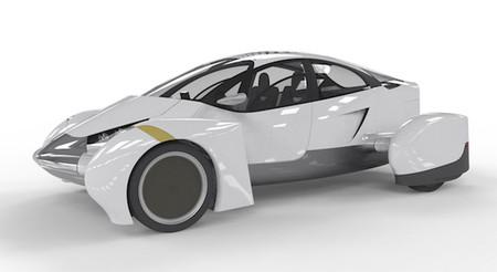 Edison2 presenta la cuarta versión de su Very Light Car
