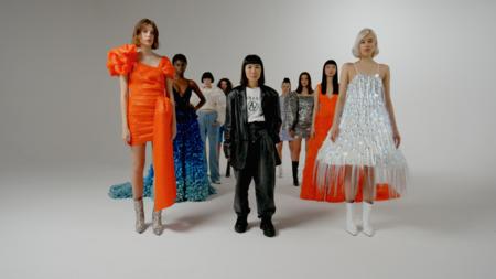 El futuro de la moda está cerca: Huawei y Annakiki lanzan la primera colección de moda desarrollada usando un smartphone con IA