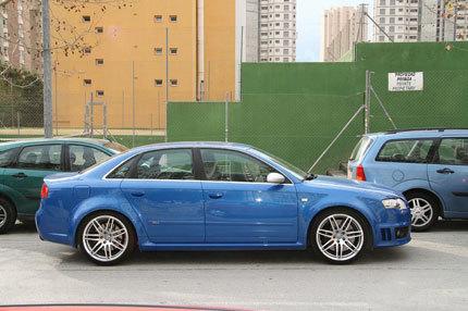 Audi Sport Iberica