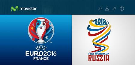 Movistar TV emitirá los partidos clasificatorios de la UEFA Euro 2016 y Mundial de 2018