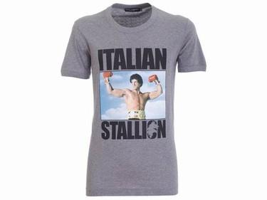Rocky inspira una colección de Dolce & Gabbana