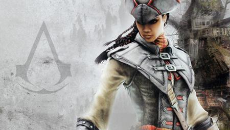 Primeras imágenes de 'Assassin's Creed 3: Liberation'  para Vita y su protagonista femenina