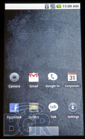 Foto de Android 2.0, primeras imágenes (30/32)
