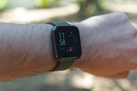 El realme Watch por 29,99 euros en el Prime Day: rebaja de 20 euros para este smartwatch básico con medición de oxígeno