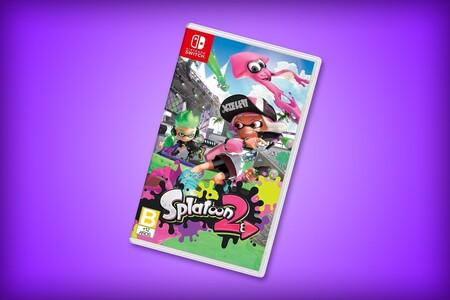 'Splatoon 2' de oferta en Amazon México por solo 638 pesos: el juego de Nintendo Switch en uno de sus precios más bajos a la fecha