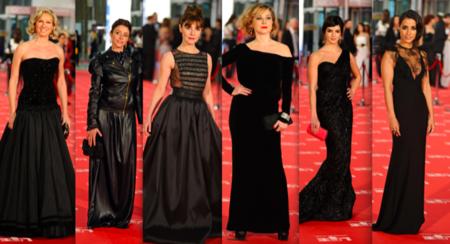 Premios Goya 2012 colores
