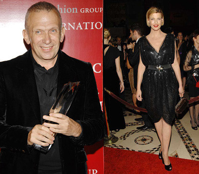 Jean Paul Gaultier en los Premios Night of Stars 2007