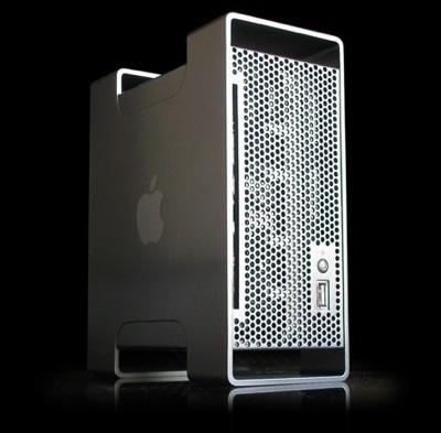 Mac Mini Pro: modificación de Hideo Takano