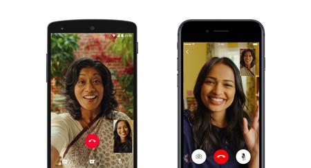 WhatsApp hará más fácil y rápido hacer llamadas grupales
