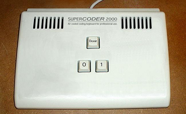 El teclado perfecto para un programador