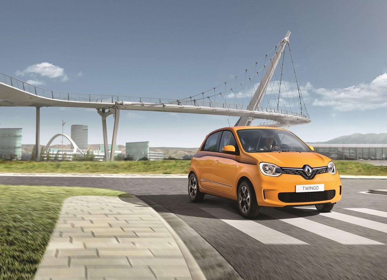 Foto de Renault Twingo 2020 (3/20)