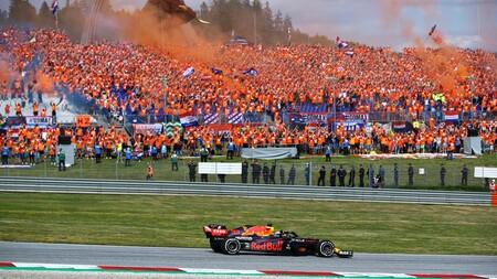 Verstappen Austria F1 2021