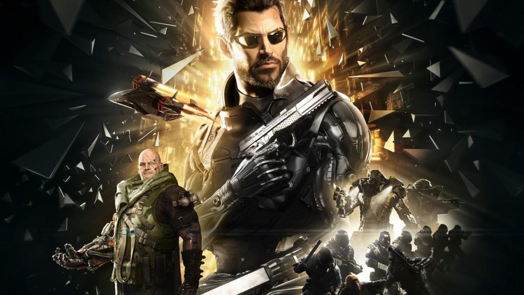 Deus Ex Mankind Divided Cabecera