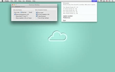 Farensius Desktop OS X