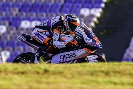 Arenas Portimao Moto3 2020