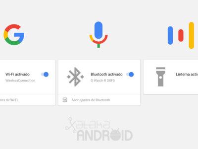 Cómo controlar el Wi-Fi, Bluetooth y Linterna de tu dispositivo Android usando sólo tu voz