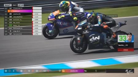 Baldasarri Jerez Moto2 2020