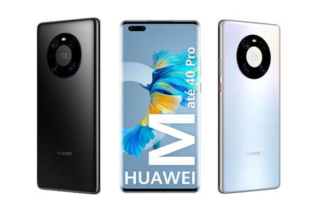 Huawei Mate 40 Pro Oficial Diseno Pantalla