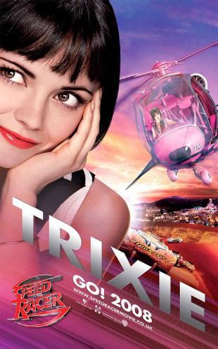 Christina Ricci en Speed Racer