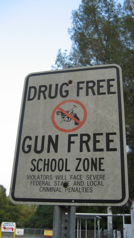 Drug Free And Gun Free 502344248