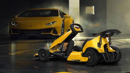 Xiaomi se alía con Lamborghini para crear un kart eléctrico que sonará a superdeportivo de Sant'Agata Bolognese