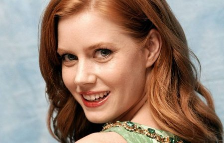 Amy Adams es Lois Lane en la nueva película de Superman