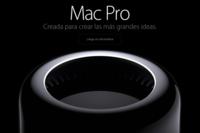 Apple anuncia que mañana estará disponible la nueva Mac Pro