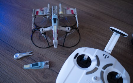X Wing Star Wars Propel Drone 5