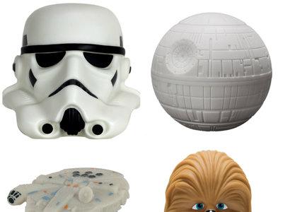 Lámpara quitamiedos Illumi-Mate de Star Wars por 12,25 euros