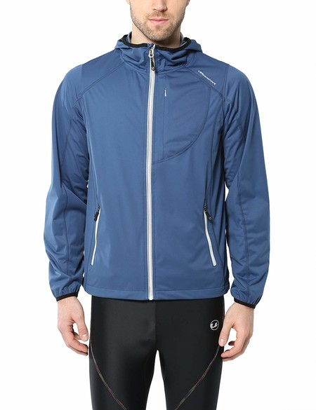 Chaqueta para hombre Ultrasport Endy en azul desde 28,10 euros en Amazon