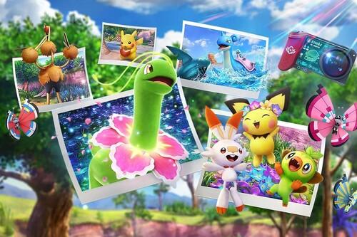 Análisis de New Pokémon Snap: inmortalizando en fotografías el mágico mundo de Pokémon