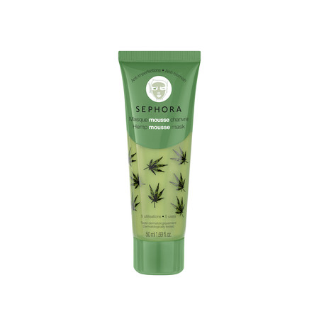 Hemp Mousse Maskhemp