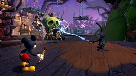 'Disney Epic Mickey 2: El retorno de dos héroes', ya podemos ver a Mickey y Oswald en movimiento gracias a su primer tráiler