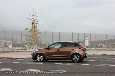 Hyundai i20 2014, toma de contacto
