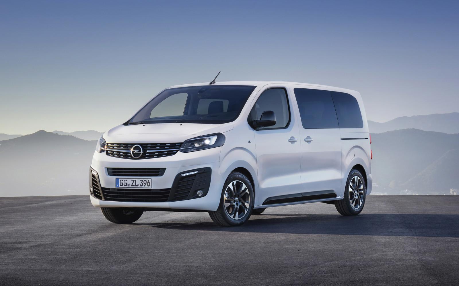 Foto de Opel Zafira Life 2019 (6/14)